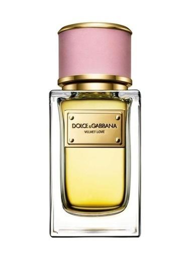 Dolce&Gabbana Dolce Gabbana Velvet Love EDP 50 ml Kadın Parfüm Renksiz